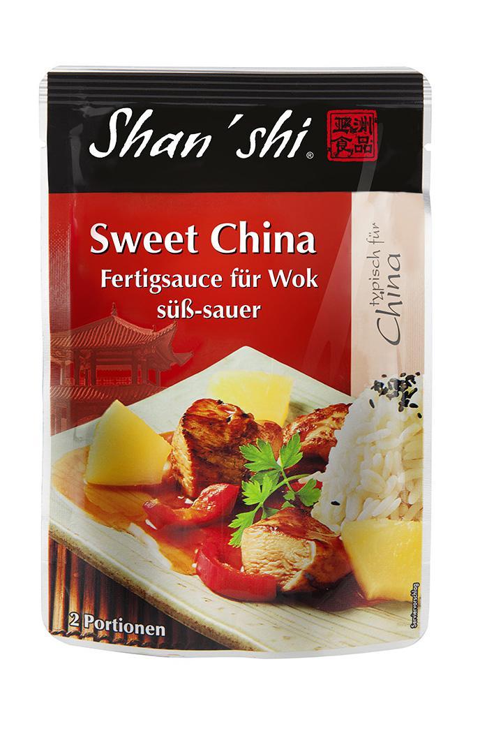 Sweet China Fertigsauce