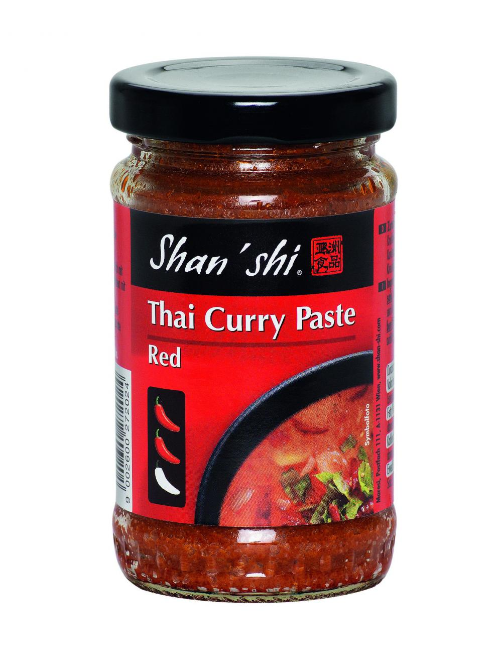 thai curry paste red small
